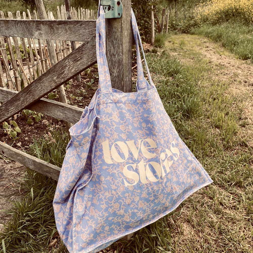 Twill Tote Bag