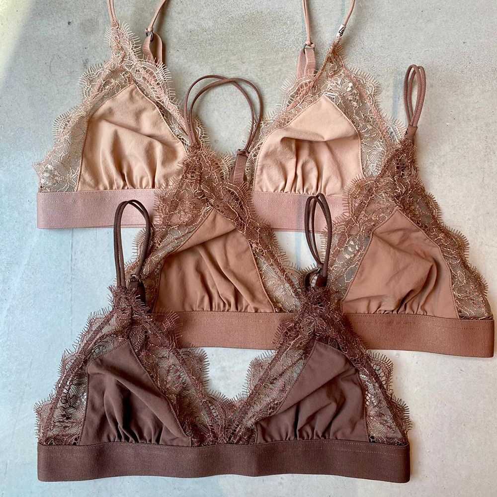 Bralette Love Lace