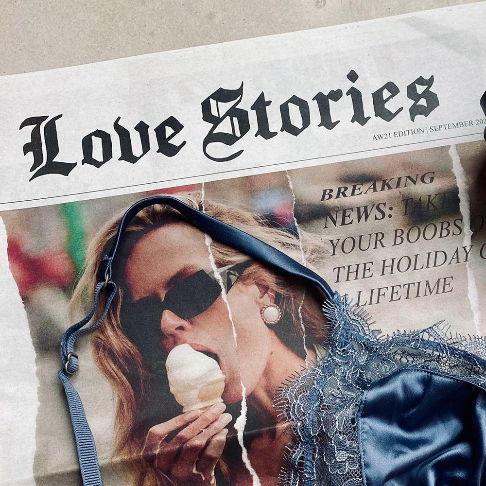 Love Daily Newspaper