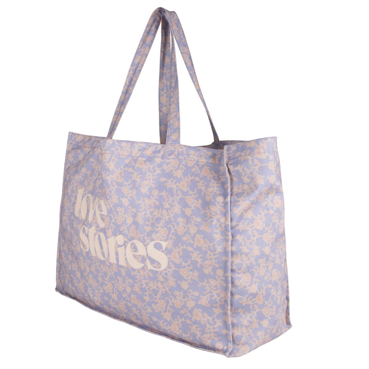 Love stories Twill Tote Bag