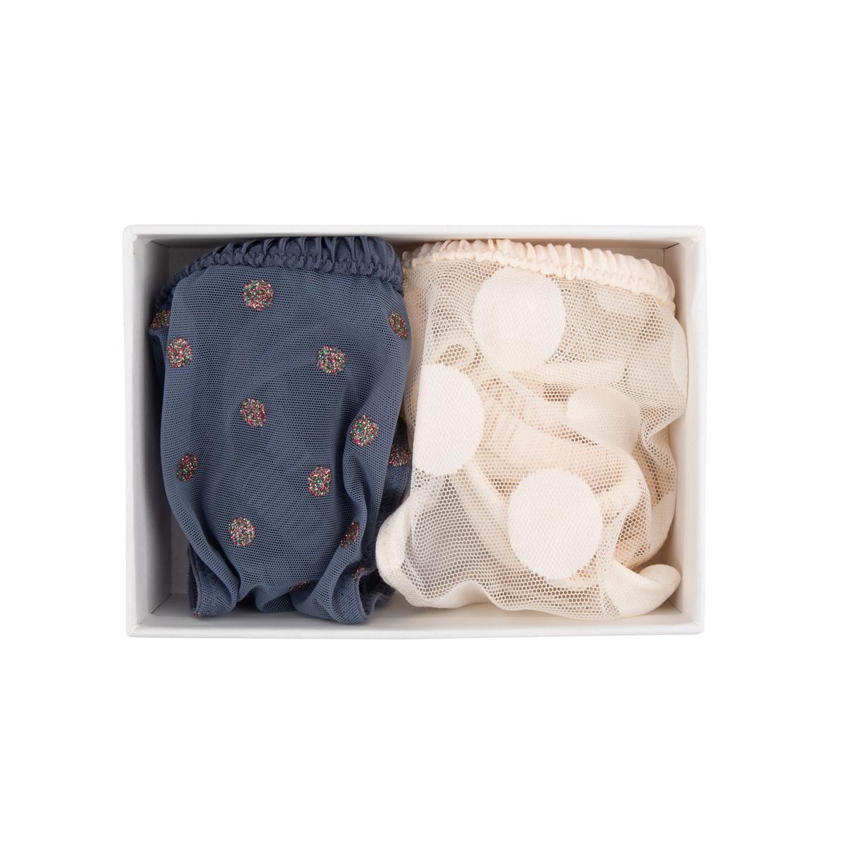 Love stories 2-Pack Roomie Thongs