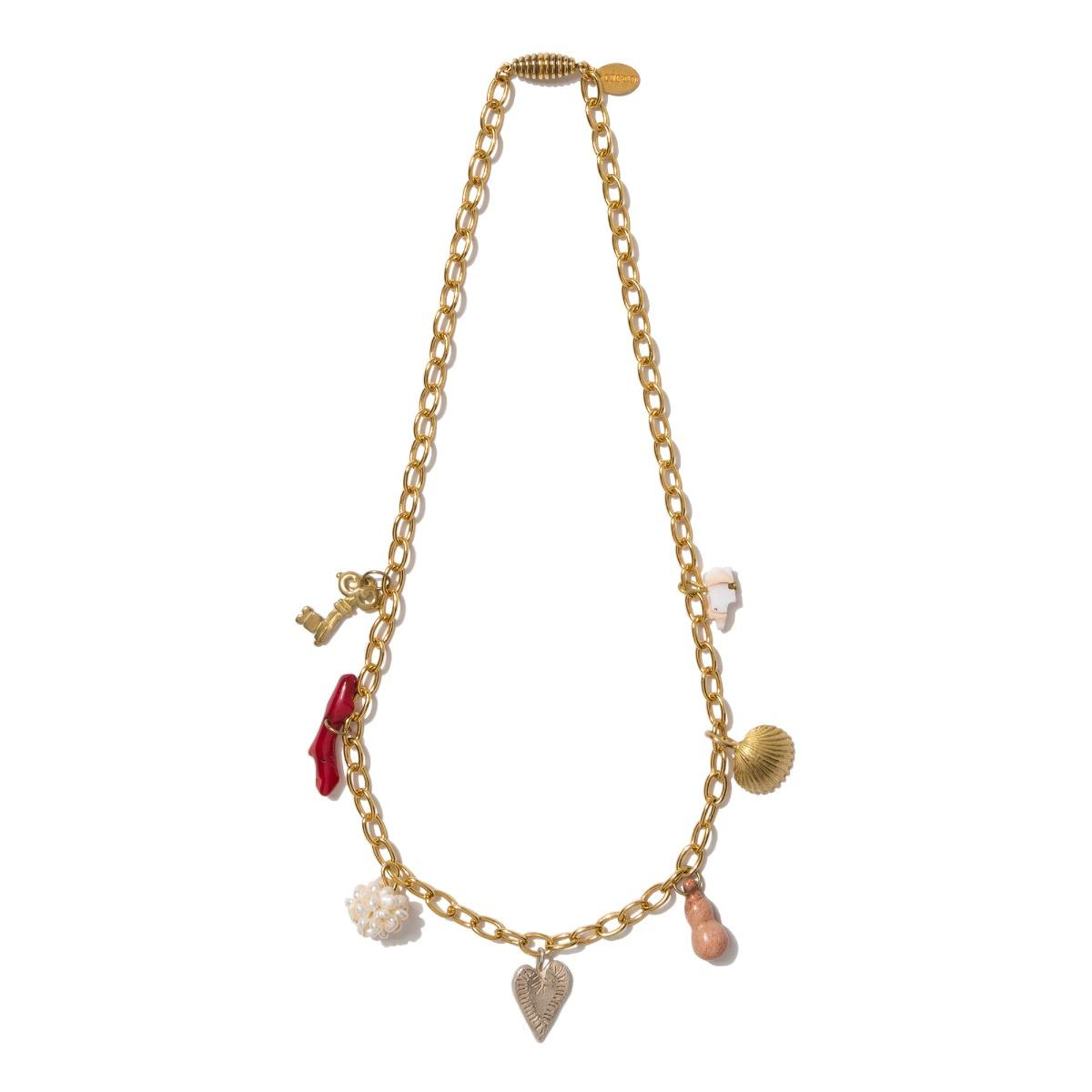 Love stories Genesis Charms Necklace