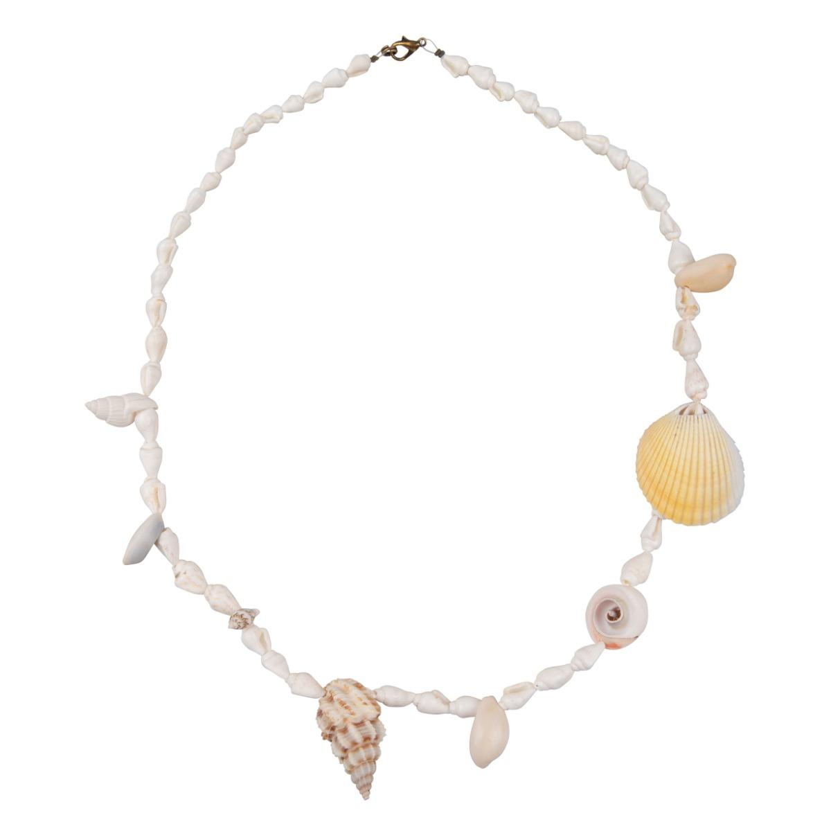 Love stories Collier Shell