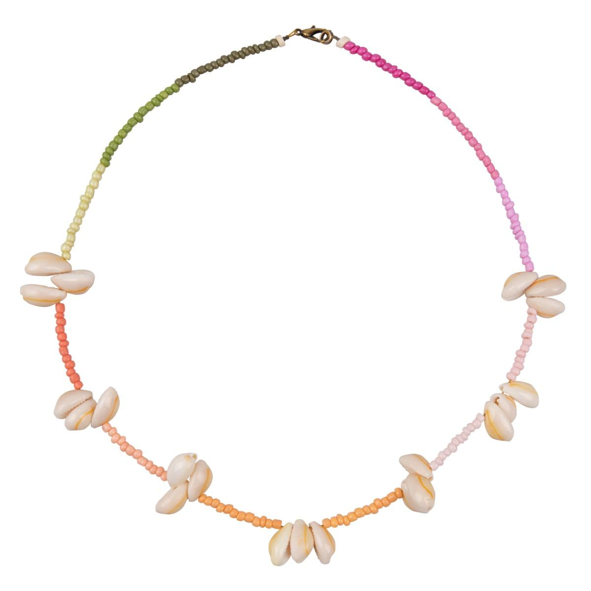 Love stories Necklace Shell